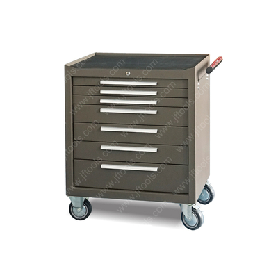 Deep Drawer Red Rolling Tool Cabinet for Sale