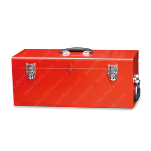 Lockable Red Metal Portable Tool Storage Box for Sale