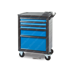 Stainless Steel Standing Rolling Tool Storage Cabinet