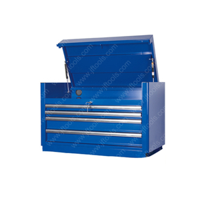 Rolling Tall Top Tool Chest And Cabinet Combo